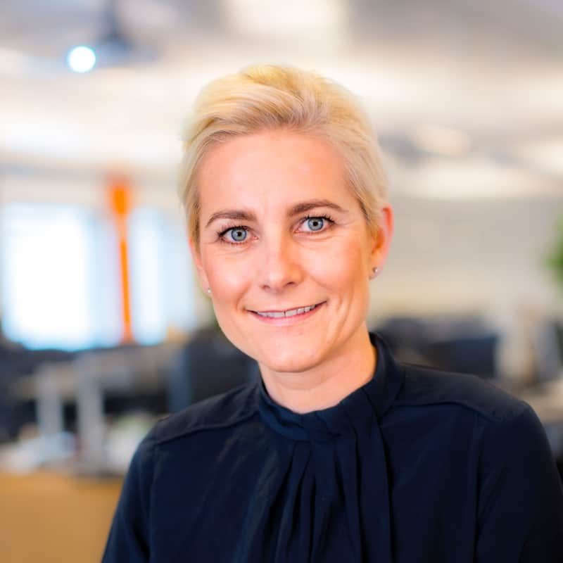 Tove Karlsen Westbye, Compliance Manager