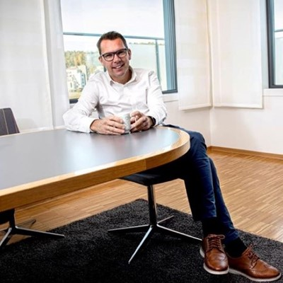 Steffen Syvertsen new CEO of Agder Energi